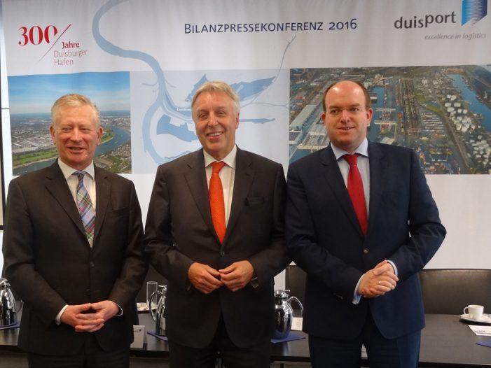 Duisburger Hafen AG: Bilanzpressekonferenz 2020