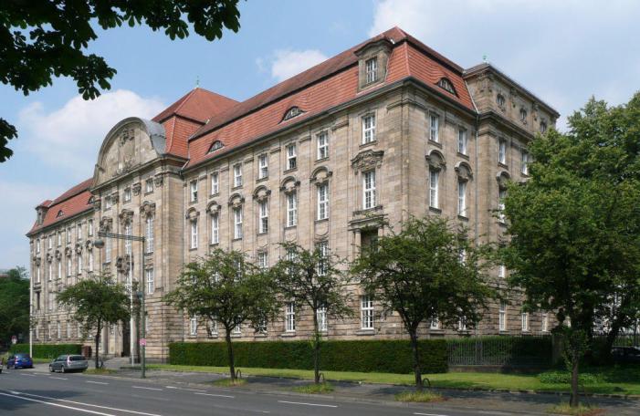 Oberlandesgericht Düsseldorf. Foto: Charlie1965nrw (CC-BY-SA-3.0).