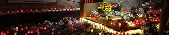 Duisburg gedenkt der Opfer der Loveparade 2010