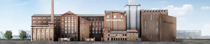 Museum Küppersmühle: Baugenehmigung erteilt für Erweiterungsbau im Duisburger Innenhafen