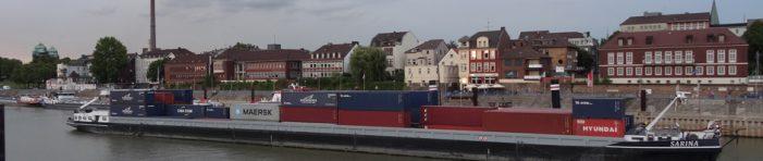Duisburger Hafen AG: Festakt zum 300. Hafengeburtstag auf der Mercatorinsel