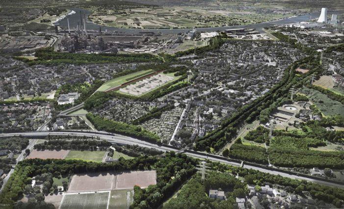 Stadt Duisburg kauft Flächen für den Bau der Süd-West-Querspange Hamborn/Walsum