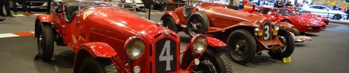 Essen Motor Show 2016: Automobile Leidenschaften – For Drivers and Dreams