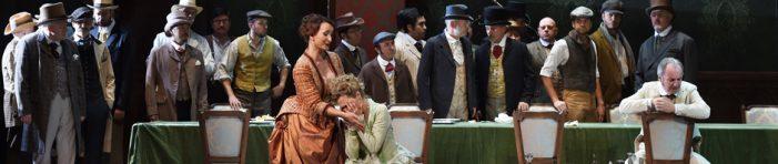 """Deutsche Oper am Rhein: """"Die lustigen Weiber von Windsor"""" begeisten zur Premiere im Theater Duisburg"""