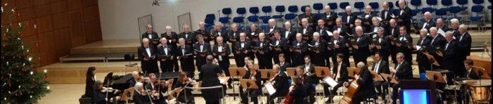 thyssenkrupp Jubilaren-Vereinigung: Weihnachtskonzerte begeisterten in der Mercatorhalle