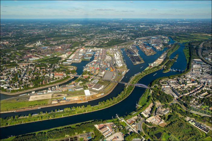 Duisburger Hafen AG: LNG-Projekt gewinnt Klimaschutzwettbewerb
