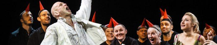 """Deutsche Oper am Rhein: Franz Lehárs Operette """"Der Graf von Luxemburg"""" begeisterte Duisburger Premierenpublikum"""