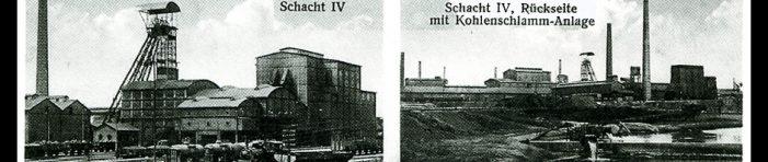 "Zeitzeugenbörse Duisburg e. V. stellt die ""Duisburger Zechen in historischen Fotografien"" vor"