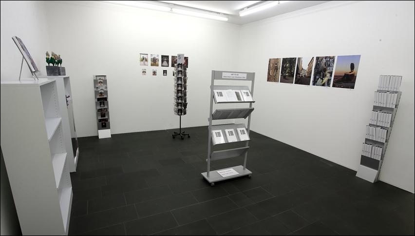 Evonik Jugendkunstpreis 2016: Jugend interpretiert Kunst. Der 1. Platz ging an das Hermann-Staudinger Gymnasium, Erlenbach. Foto: Georg Lukas, Essen.