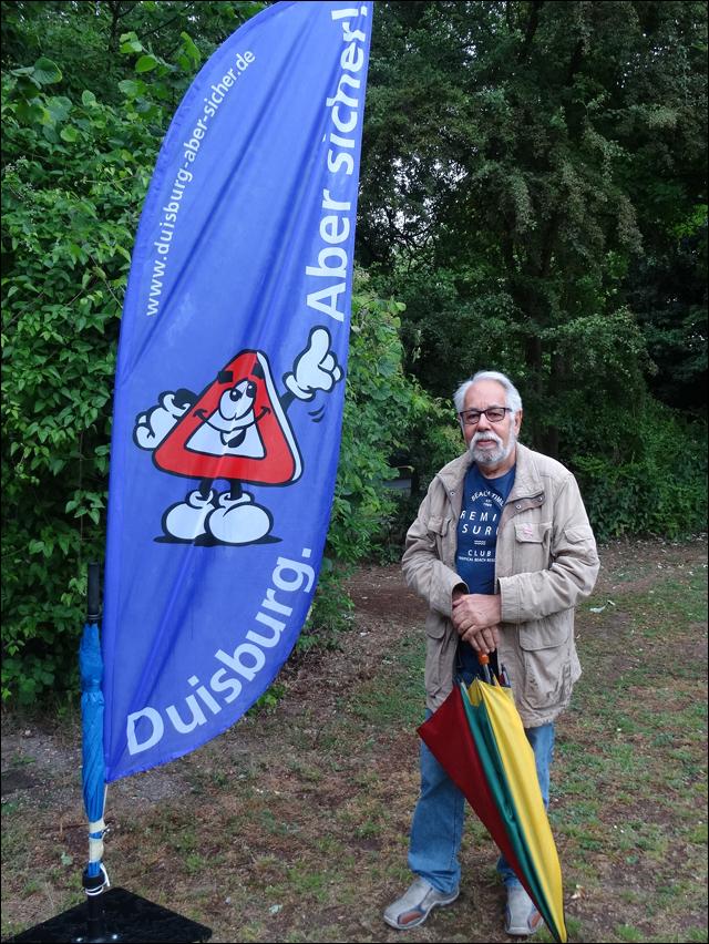 Duisburg: Jugendverkehrsschule in Rheinhausen neu gestaltet