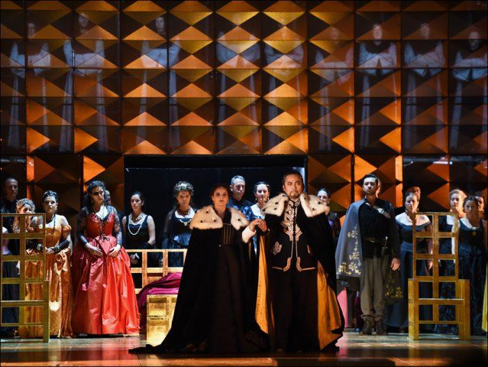 """Deutsche Oper am Rhein: Verdis """"Don Carlo"""" begeisterte bei der Premiere im Theater Duisburg"""