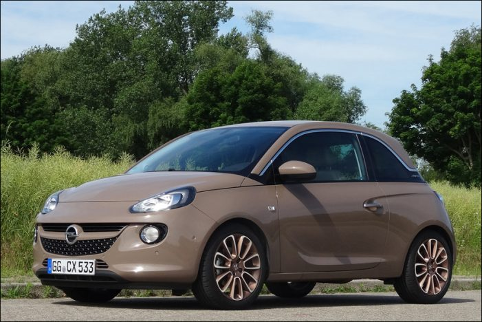 Opel Adam 1.0 Ecotec Turbo Unlimited