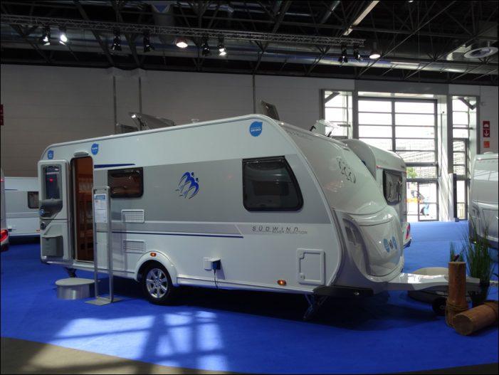 Caravan-Salon Düsseldorf eröffnete am Wochenende fürs Publikum