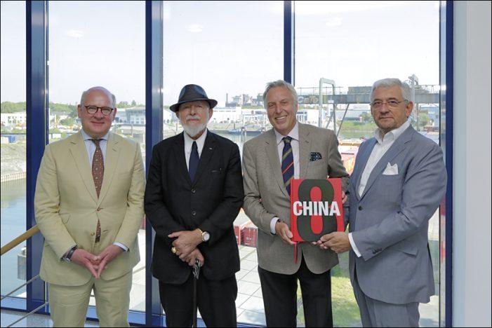 """duisport unterstützt """"Deutschland 8"""": Chinazug bringt deutsche Kunst nach Peking"""