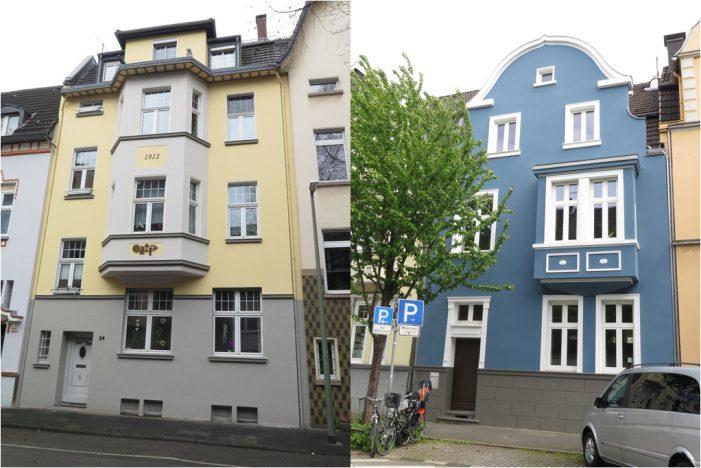 Make up Duisburg: Die Anmeldephase für den 48. Fassadenwettbewerb ist gestartet