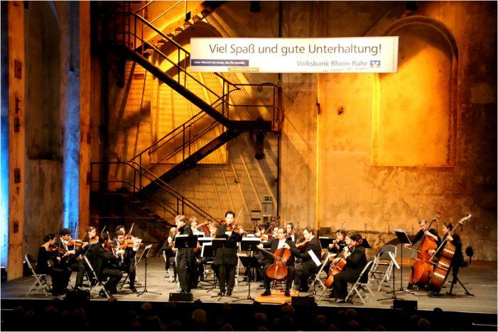 Volksbank Rhein-Ruhr lädt zum Kammerkonzert in das Atrium der Zentrale im Duisburger Innenhafen