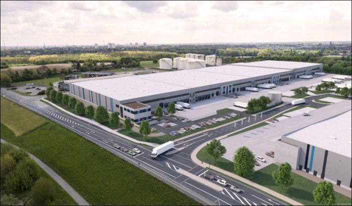 Duisburg-Baerl: Erster Bauabschnitt im Gewerbepark voll vermietet
