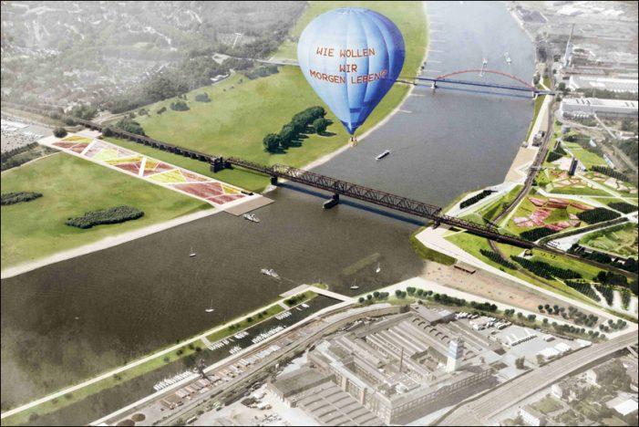 """Vorbereitungen in Duisburg zur IGA 2027 """"Internationale Gartenausstellung Metropole Ruhr"""""""