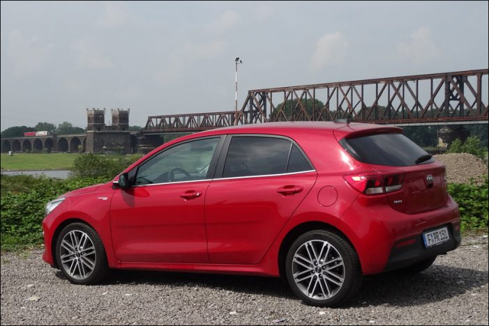 Autotestbericht: Kia Rio 4 1.0 T-GDI Platinum Edition