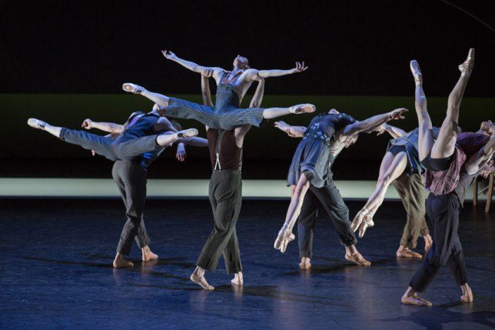 Ballett am Rhein: Martin Schläpfers b.32 feierte Premiere im Theater Duisburg