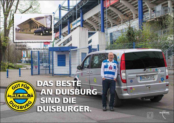 """Fotokampagne """"Das Beste an Duisburg sind die Duisburger"""": die zweite Staffel"""