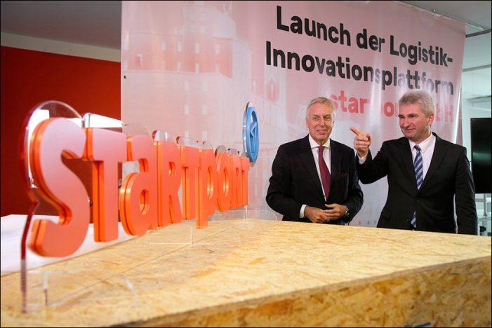 duisport gründet Innovationsplattform startport: Keimzelle für Logistik-Innovationen