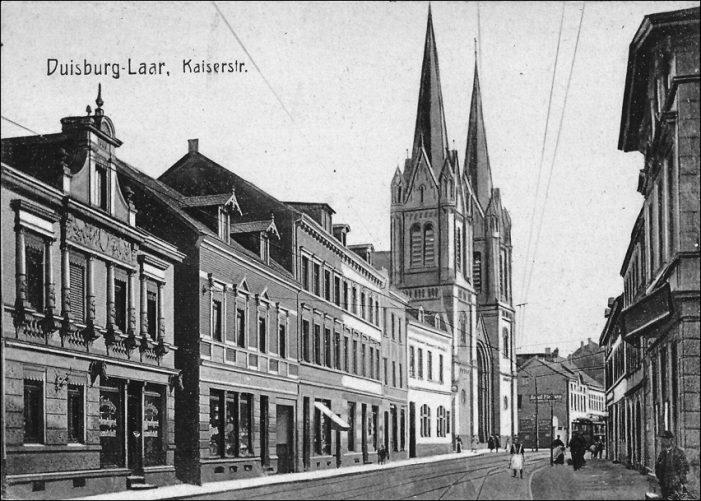 """Zeitzeugenbörse Duisburg e. V.: Streifzüge durch """"Laar, Beeck, Beeckerwerth in historischen Fotografien"""""""