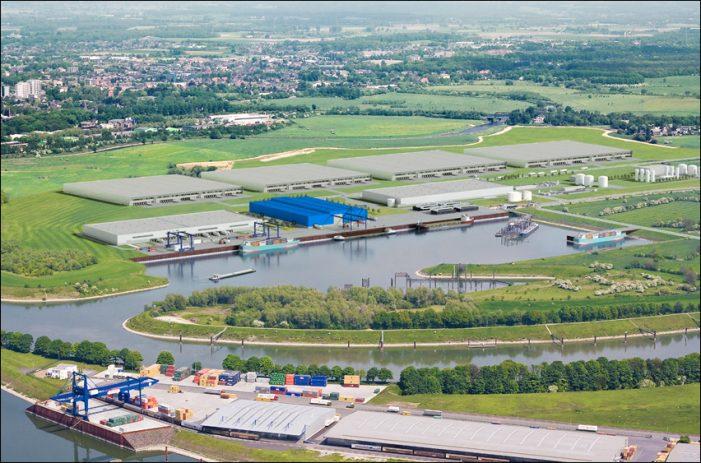 DeltaPort: Rhein-Lippe-Hafen Wesel feiert 60-jähriges Bestehen