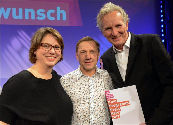 Duisburger Filmforum ausgezeichnet: 27. Kinoprogrammpreis NRW der Film und Medien Stiftung NRW