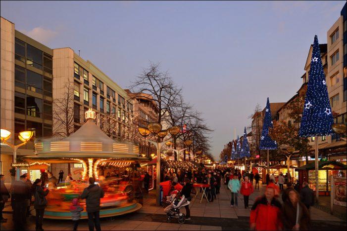 Duisburger Weihnachtsmarkt im Rahmen einer kulinarischen Tour erleben