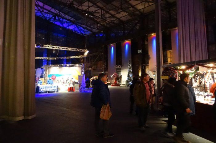 Lichtermarkt 2017 im Landschaftspark Duisburg-Nord: Impressionen