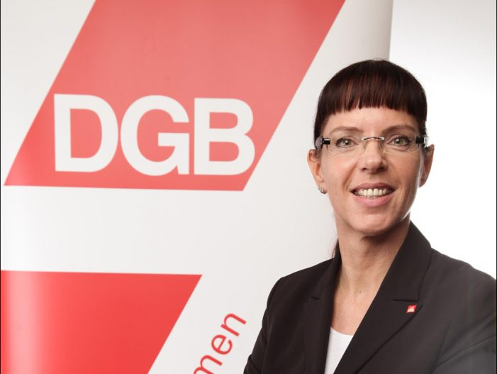 DGB Duisburg: Rente mit fast 70 ist weltfremd!