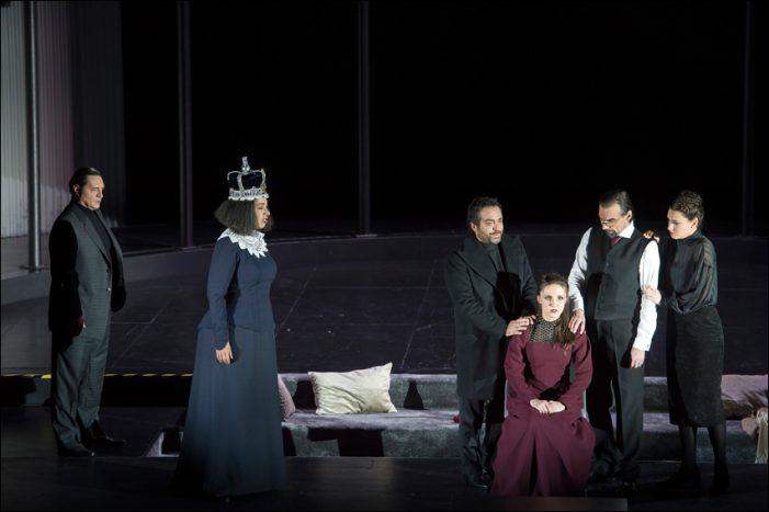 """Deutsche Oper am Rhein: Gaetano Donizettis """"Maria Stuarda"""" feierte umjubelte Premiere im Theater Duisburg"""