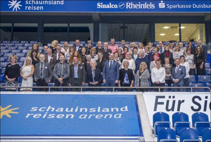 Jubilarehrung: 50, 40 und 25 Jahre im Dienst der Stadtverwaltung Duisburg