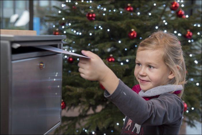 Weihnachtsbäume machen Wünsche wahr: thyssenkrupp-Mitarbeiter sammeln für sozial benachteiligte Kinder
