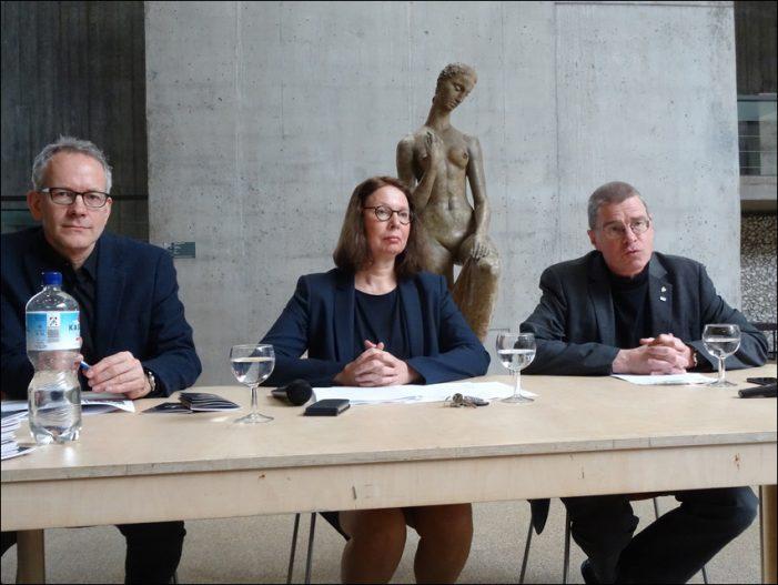 Lehmbruck Museum in Duisburg stellte Programm für 2018 vor