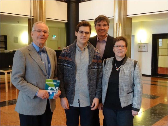 Universitätsorchester Duisburg-Essen lädt zum Festkonzert ins Theater Duisburg