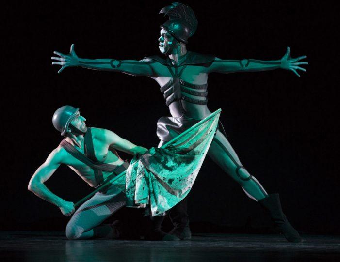 Ballett am Rhein zeigt b.34: Neuer Tanz-Dreiteiler im Theater Duisburg