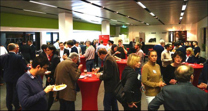 GRIID: Künftige Existenzgründer in Duisburg nutzen neue Kontakte für ihre Geschäftsidee