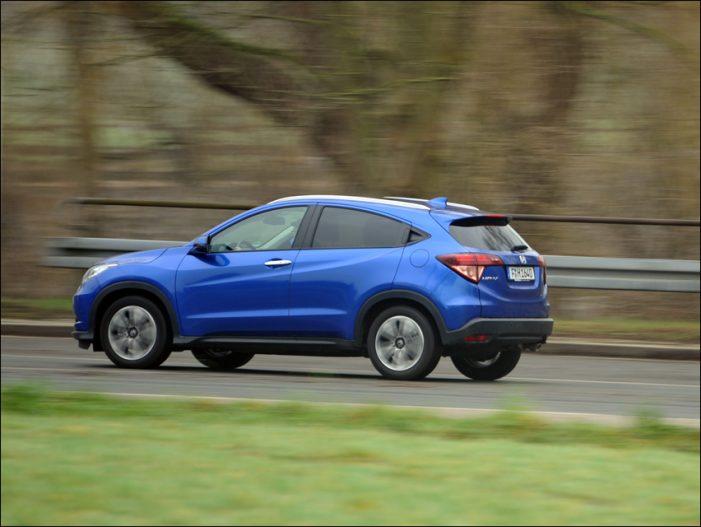 Testbericht: Honda HR-V 1.6 i-DTEC