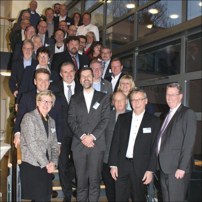 Viel Leidenschaft für Duisburg: Wirtschaft für Duisburg berät Arbeitsprogramm 2018