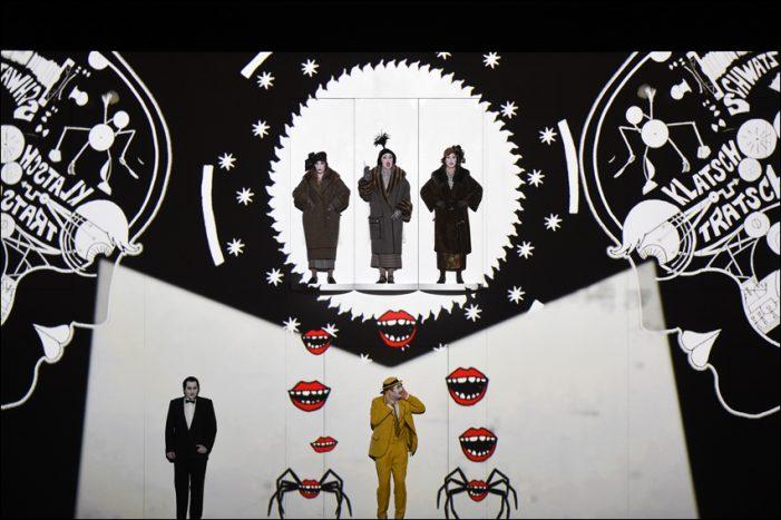 """Deutsche Oper am Rhein spielt """"Die Zauberflöte"""": Mehr als 100.000 Besucher in 100 Vorstellungen"""