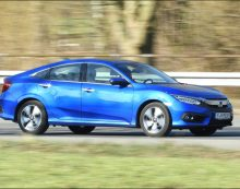 Testbericht: Honda Civic 1.5 i-VTEC Turbo