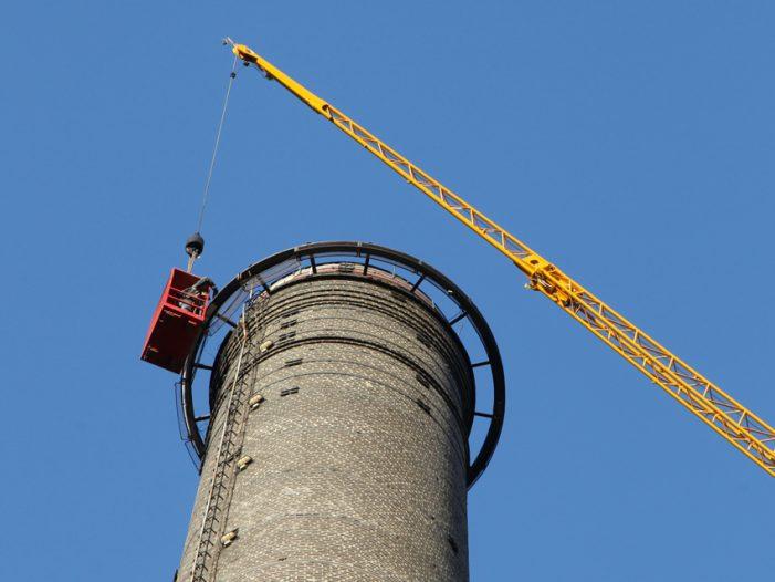 Landschaftspark Duisburg-Nord beginnt Instandsetzung der Kamine