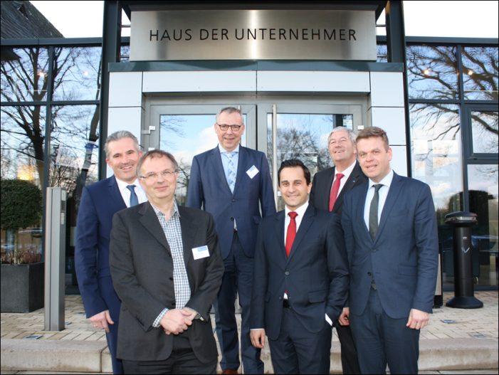 """Wirtschaft für Duisburg: SPD-Bundestagsabgeordneter Mahmut Özdemir erster Gast des neuen """"Mercator-Treffs"""""""