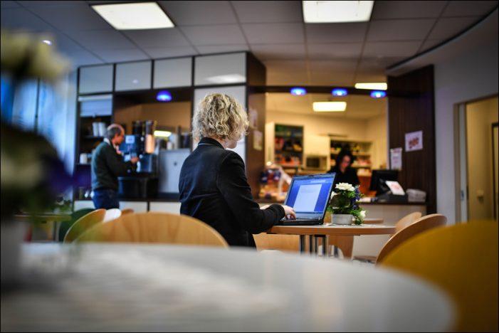 Moderne Arbeitswelt: Duisburger DVV-Konzern führt mobile Arbeit ein