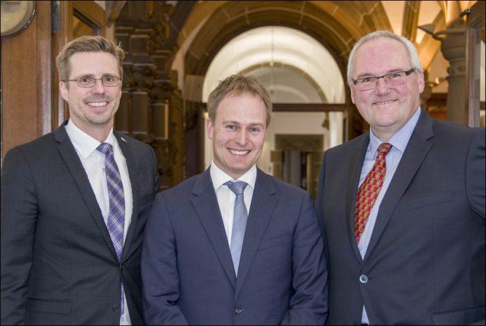 Ratssitzung in Duisburg: Neue Dezernenten mit großer Mehrheit gewählt