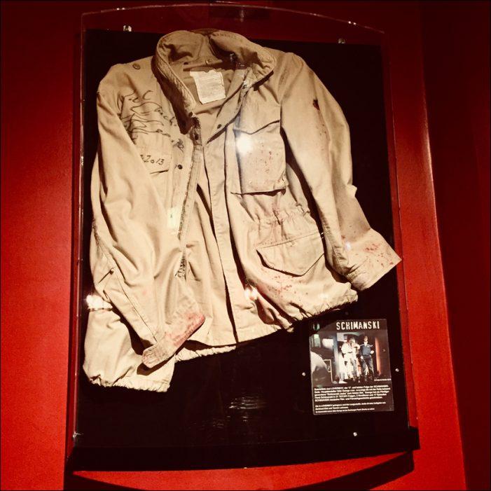 Schimanski-Jacke im Duisburger Filmforum