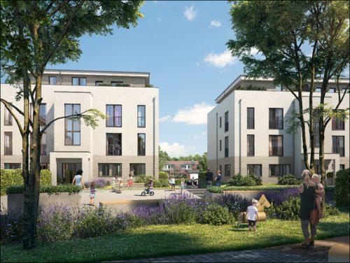 Duisburg Grossenbaum Bis 2020 Entsteht Das Neue Quartier Zum