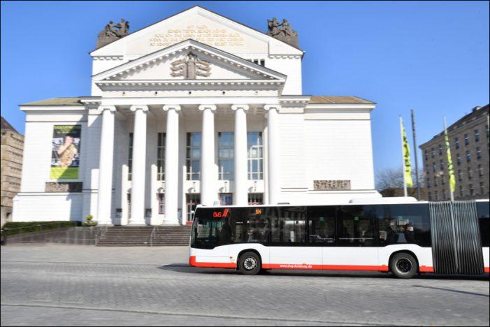 eMobilität: DVG macht 934 zur ersten Elektrobuslinie in Duisburg